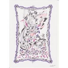 Zodiac - Libra (Mystic shapes)