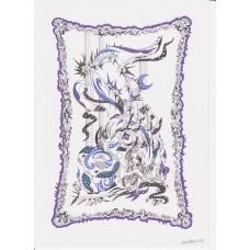 Zodiac - Capricorn (Mystic shapes)